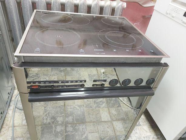 Плита встраиваемая електрическая с свч SIEMENS  HE89550 германия