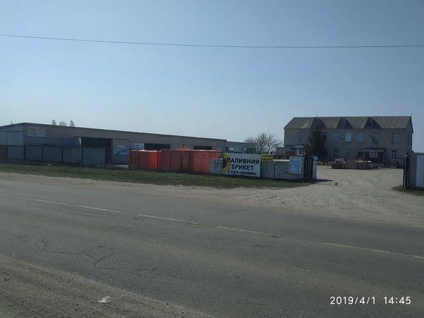 Коммерческая недвижимость Первомайск магазин строительных материалов
