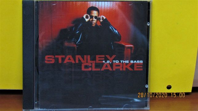 Stanley Clarke - 1,2, To The Bass ; CD