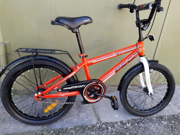 Детский велосипед profi-18