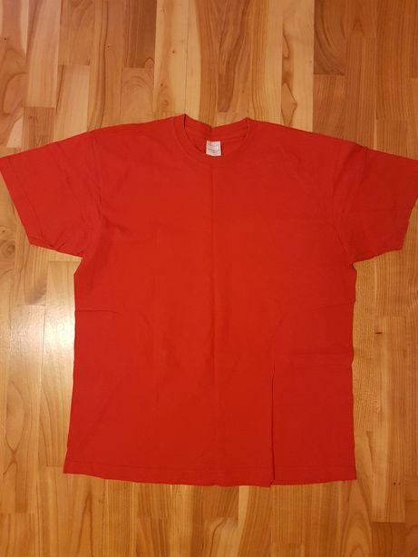 Koszulka czerwona ratownictwo medyczne