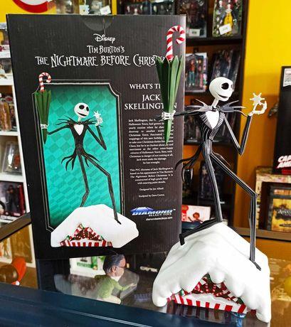 Estátua Nightmare Before Christmas - Jack Skellington