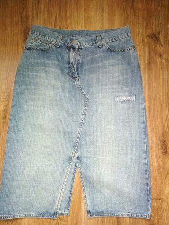 Spódnica jeansowa United colors of benetton M