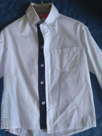 Рубашка для мальчика первоклассника