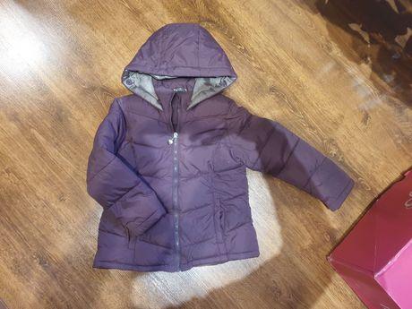 Zimowa kurtka, kurteczka Zara