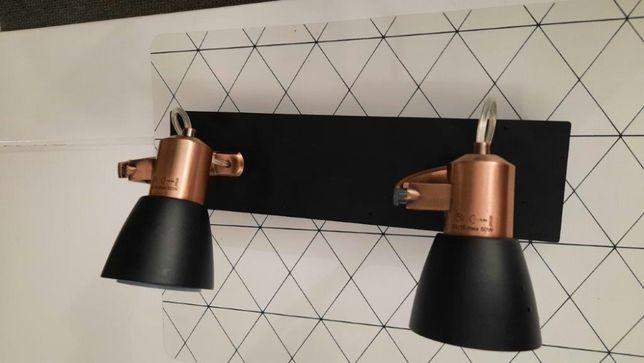 Nowa lampa z żarówkami Markus 2x50W GU10 Candellux Lighting