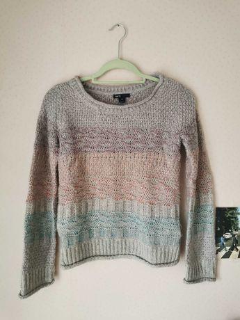 Dziecięcy sweter z domieszką wełny GAP