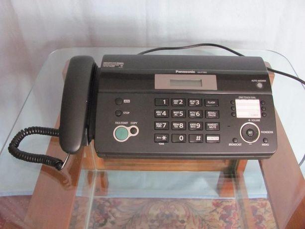 Продам новый факс Panasonic KX-FT982UA Black