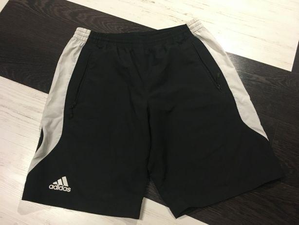 Spodnie dresowe adidas krótkie