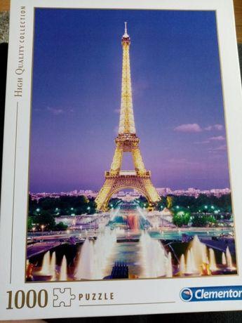 PUZZLE Paris 1000 szt