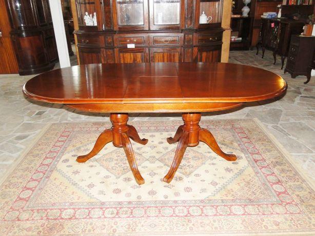 Mesa extensível em madeira - Como nova