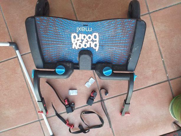 Dostawka do wózka Lascal buggy board maxi
