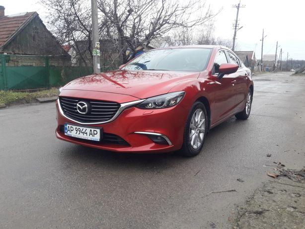 Продам Mazda 6 2015 г.в. Official 2,5 л.,Автомат, пробег 58 тыс.км