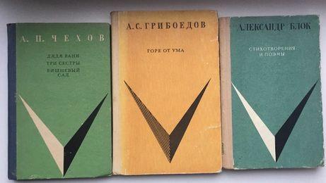 Школьная библиотека( Русские поэты , писатели)