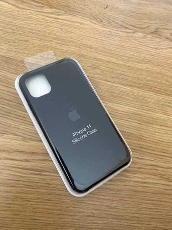 Apple etui case iphone 11 czarny