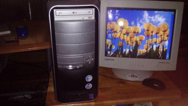 Компьютер AMD Sempron 2600+ 1,6GHz,500грн за сам системный блок