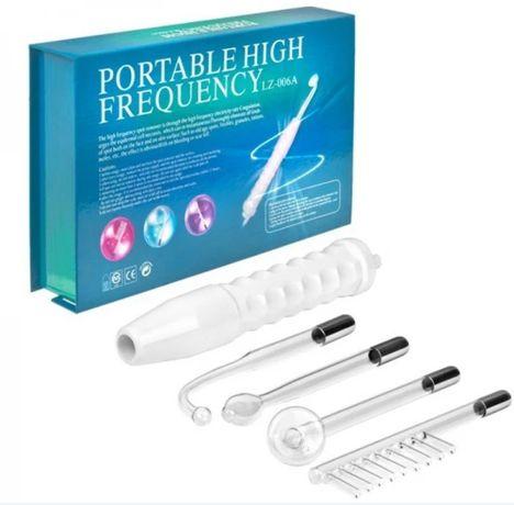 Дарсонваль косметологический аппарат  для ухода за кожей лица и тела