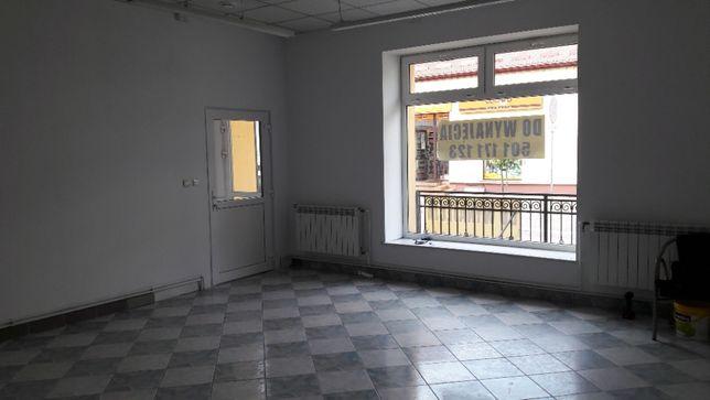 Lokal na parterze w centrum Parczewa do wynajęcia