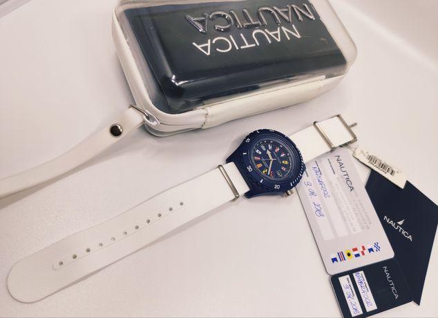 Nowy zegarek Nautica Napsrf002 gwarancja Seiko casio