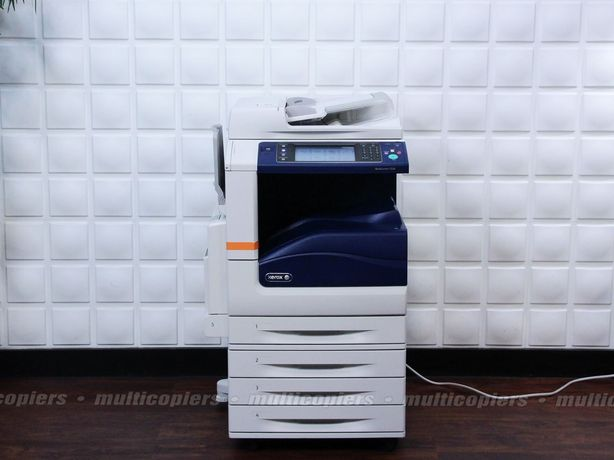 Multifuncional Xerox 7525 COM OFERTA DE TONERS A 100%