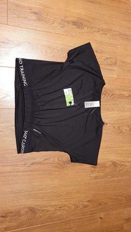 Koszulka top fitness Decathlon rozmiar xs