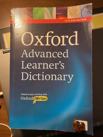 Oxford Advanced Learners Dictionary - 8th Rev Edition