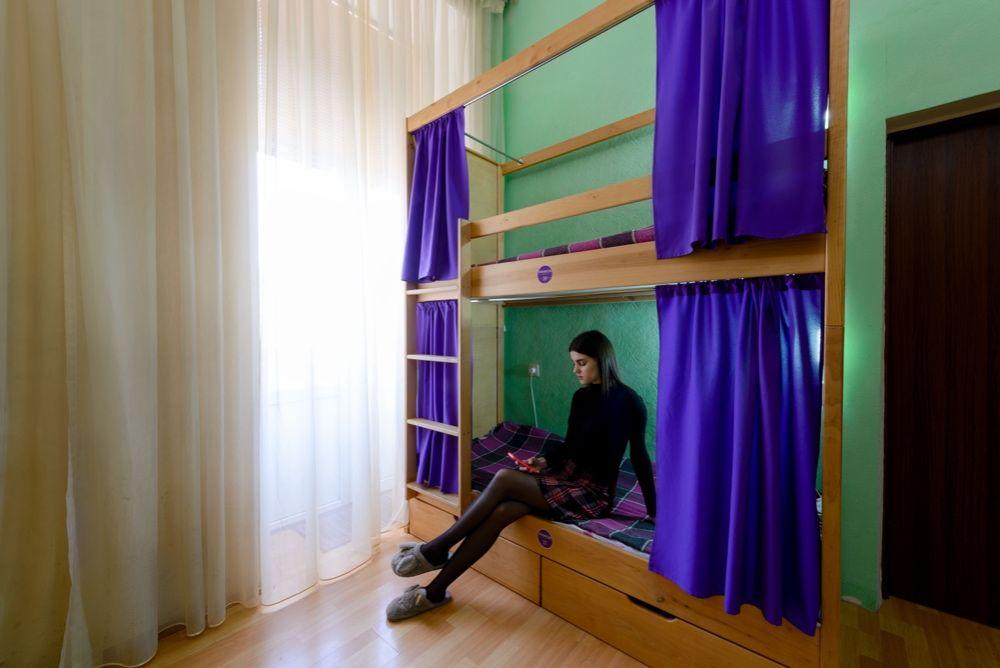 Новый хостел М. Площадь Льва Толстого Крещатик Общежитие Киев дешево ш-1