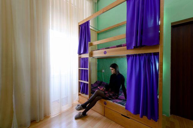 Новый хостел М. Площадь Льва Толстого Крещатик Общежитие Киев дешево ш