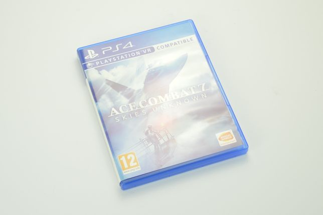 Acecombat 7 Skies Unknown PS4 - Playstation VR