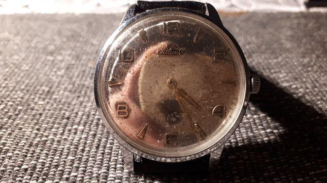 Zegarek ATLANTIC Extra Woldmaster ETA 1113 + tarcza Galeria Sztuki