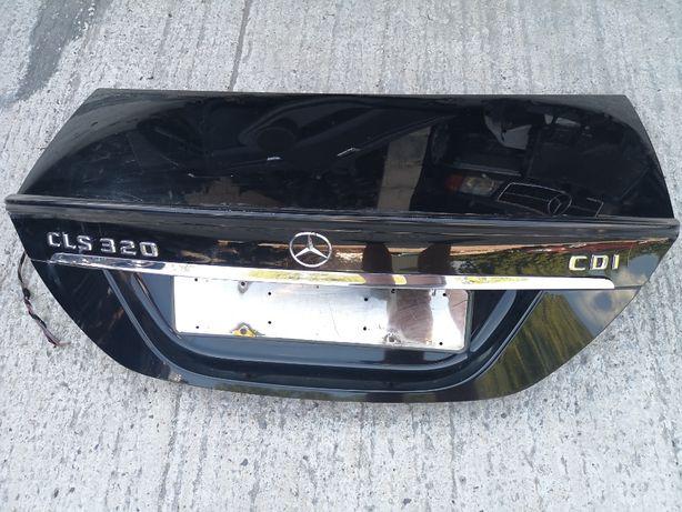 Klapa tył spoiler Mercedes CLS W219