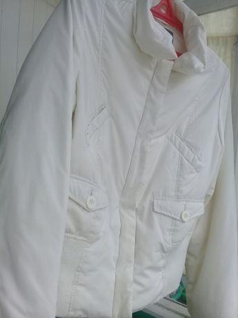 Куртка - пуховик 50 разм.на тёплую зиму