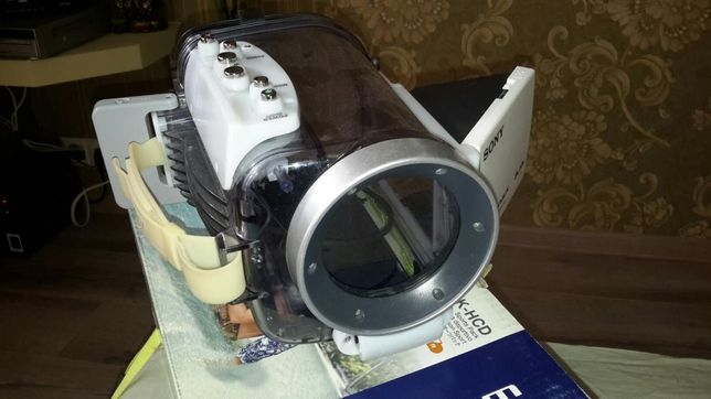 Подводный бокс для линейки видеокамер Sony