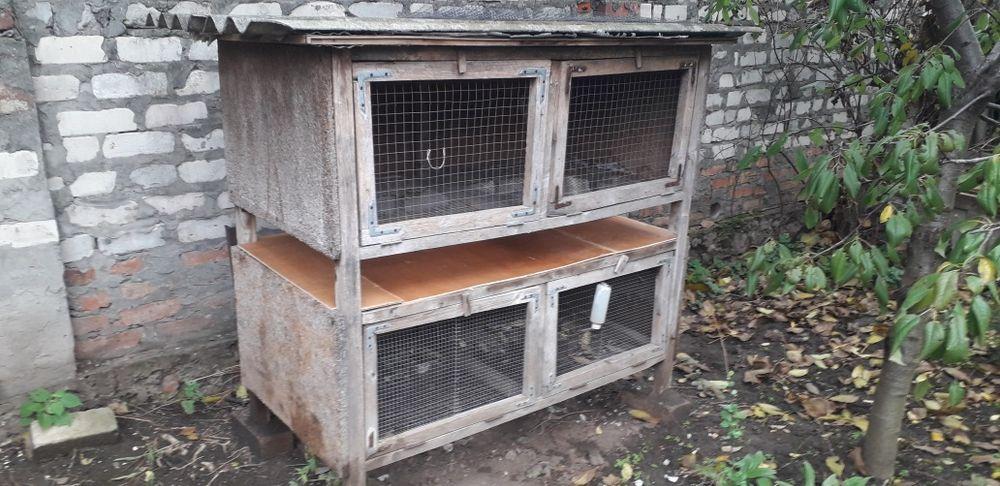 Клетка для животных Херсон - изображение 1
