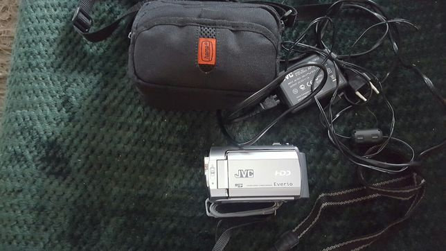 Kamera JVC Everio dysk 80 GB