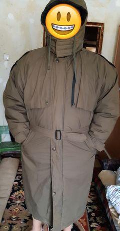 Пальто пуховик stratojac