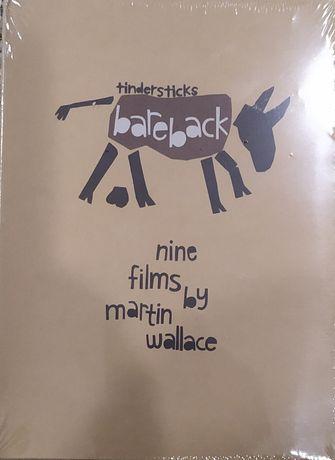 DVD - Tindersticks - Bareback - Nine Films by Martin Wallace