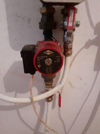 Pompa do cyrkulacji wody