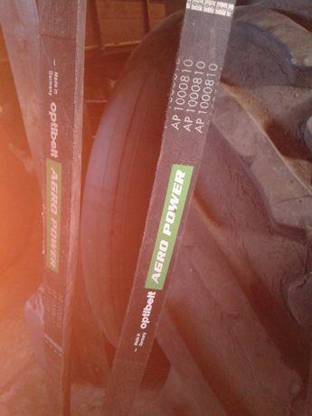 ремінь новий Agro Pover 1000810 -2шт (22/5100-привод жатки)