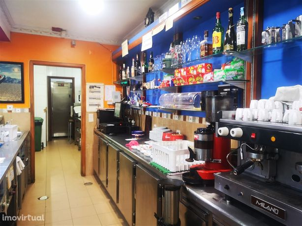 Café - Trespasse - Oliveira de Azeméis