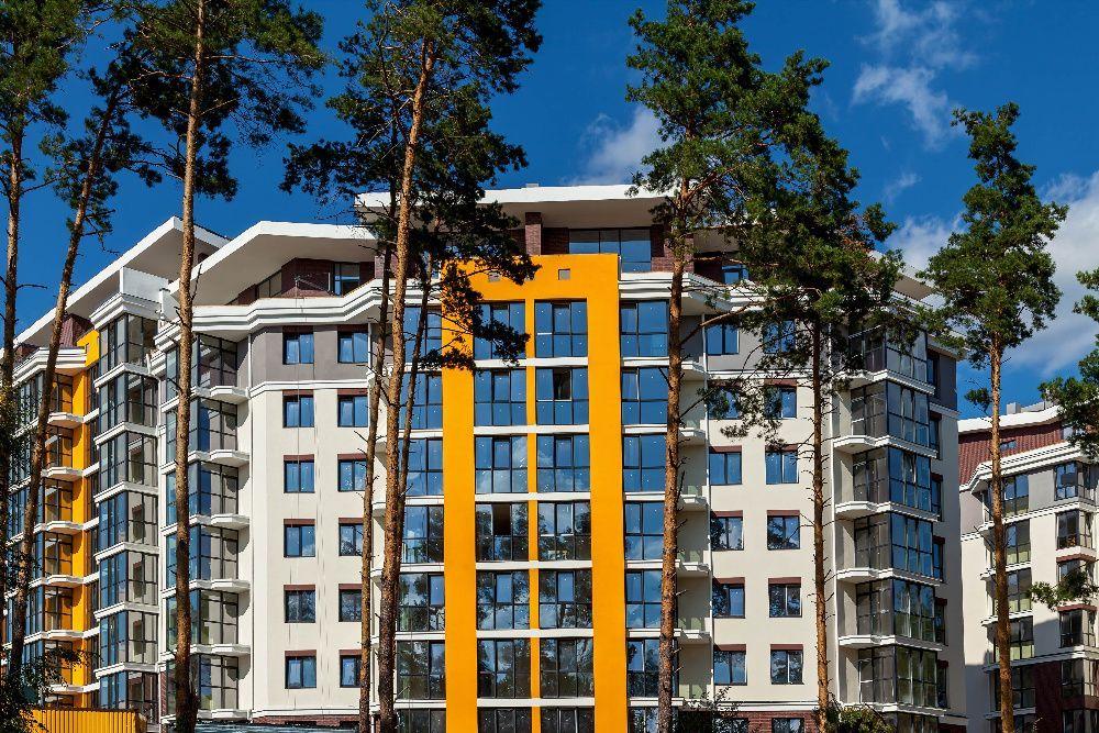 Продается Готовая квартира в ЖК Комфорт класса. Лес. ЖК На Прорезной Ирпень - изображение 1