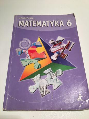Matematyka 6 podręcznik