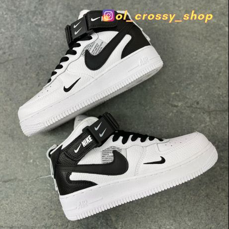 Nike Air Force 1 |Найк Эир Форс кроссовки унисекс 2цвета| 23см-29,5см