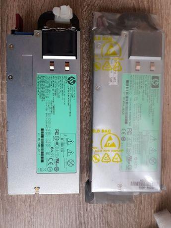 Серверный блок питания HP 1200w HSTNS-PL11 12в.