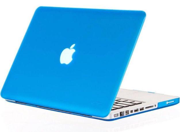 Capa protetora para Macbook Pro 15 azul - Matte