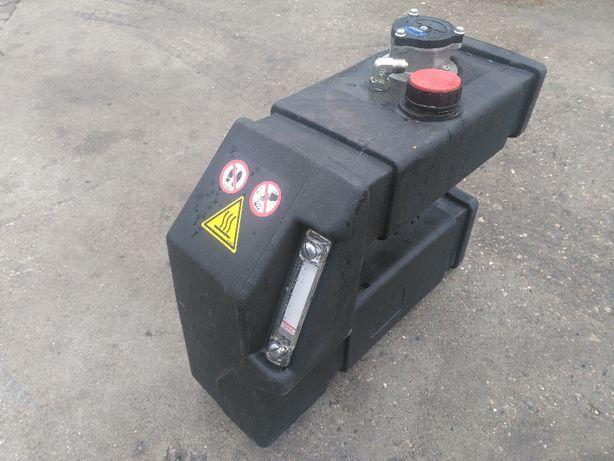 zbiornik oleju hydraulicznego fassi hiab hydraulika siłowa