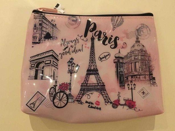 Bolsa de maquilhagem Paris