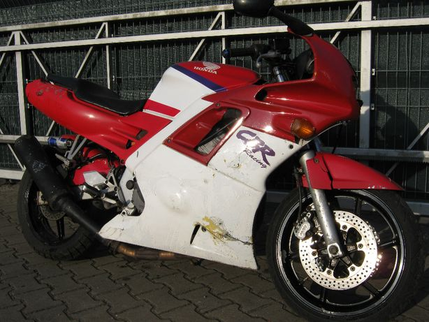 Honda CBR 600 F2 PC25 Import f Vat Dostawa Film silnik igła
