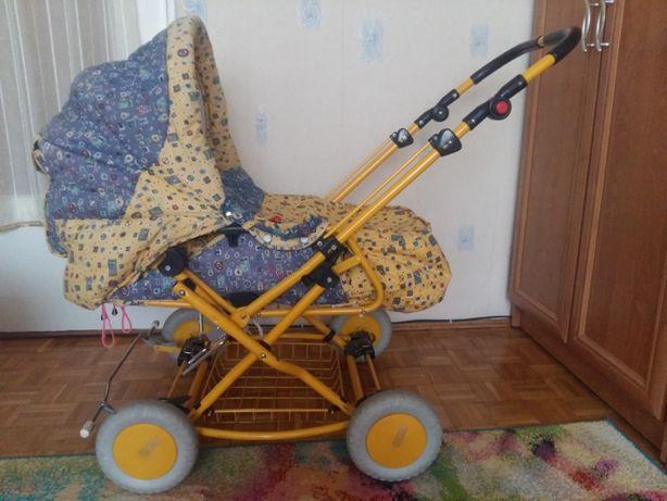 Wózek dziecięcy Implast, 3w1,