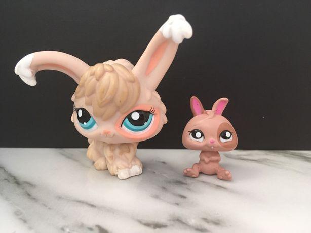 Littlest pet shop/ króliki